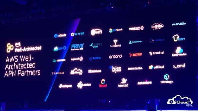 eCloudvalley is among a select few listed on AWS Well-Architected Partners.