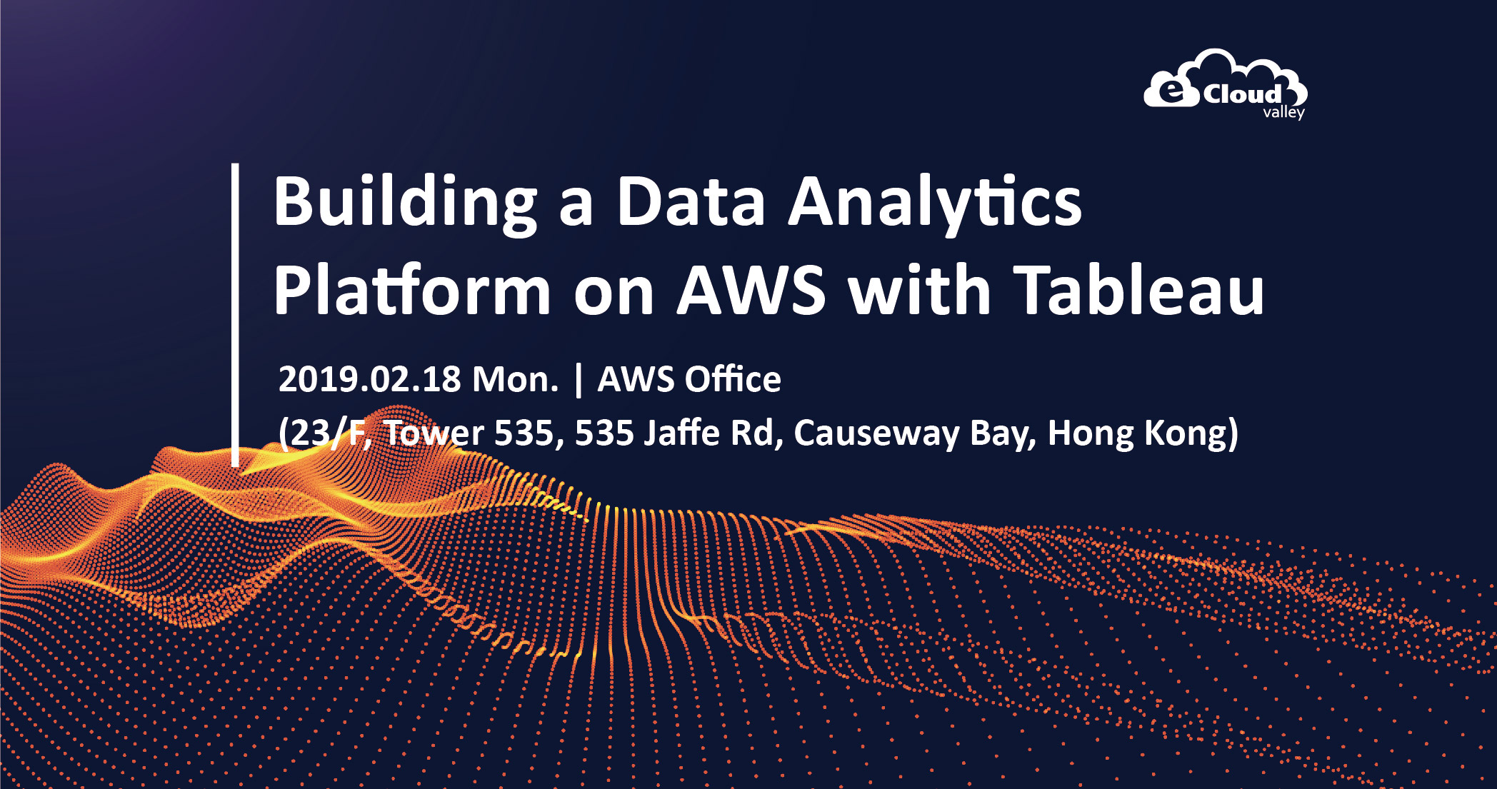 Building a Data Analytics platform on AWS with Tableau