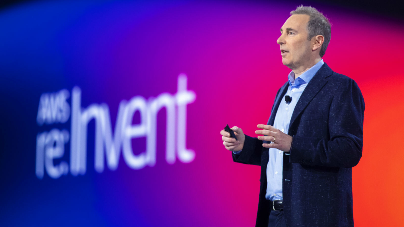AWS re:Invent Recap – Andy Jassy' keynote