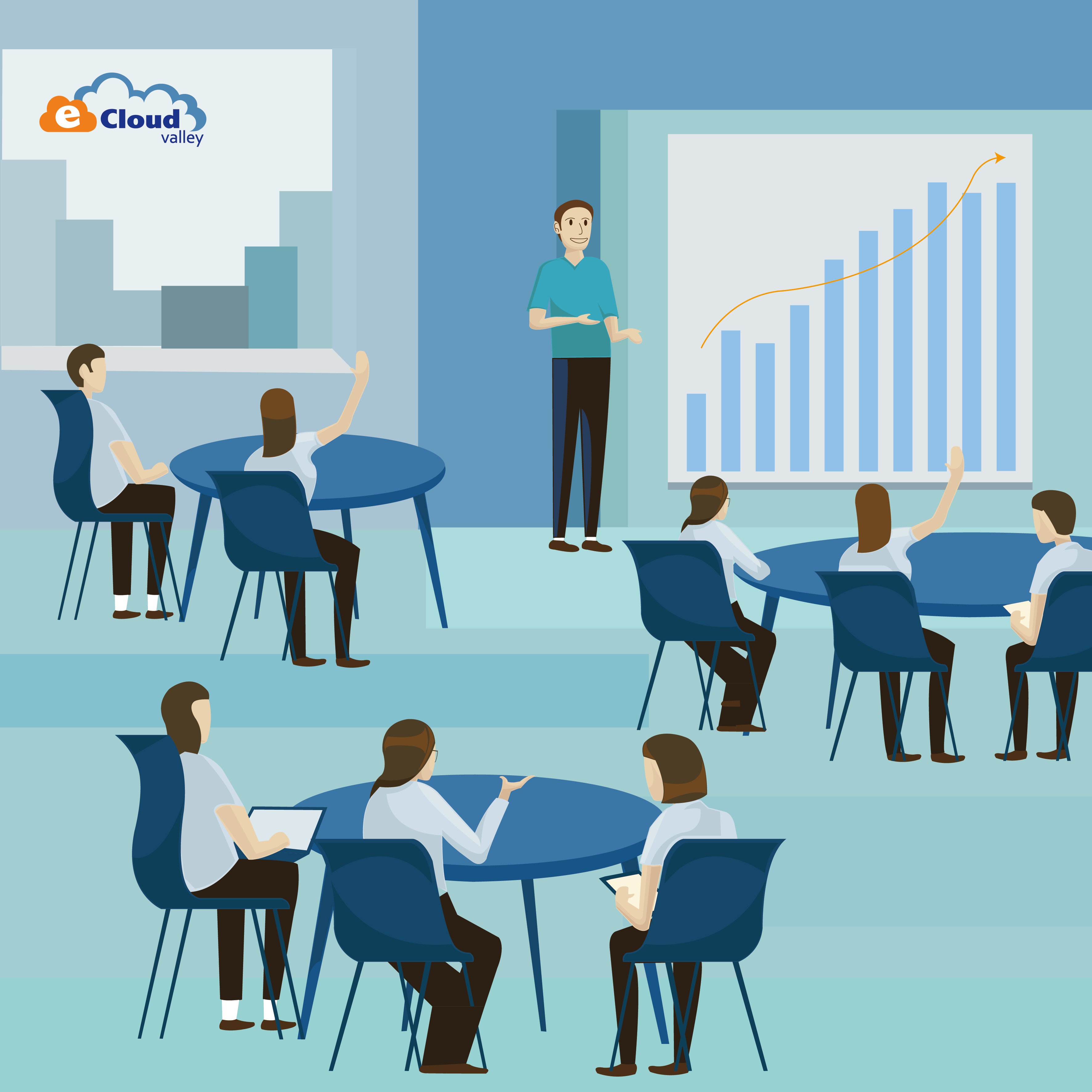 training scale business 2