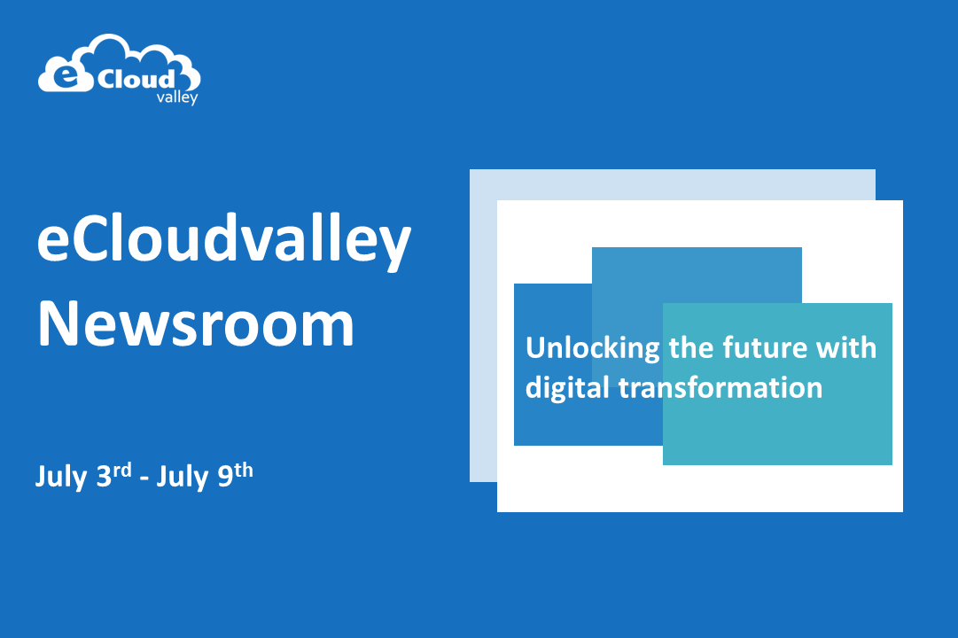 eCloudvalley Newsroom – Unlocking the future with digital transformation (0703-0709)