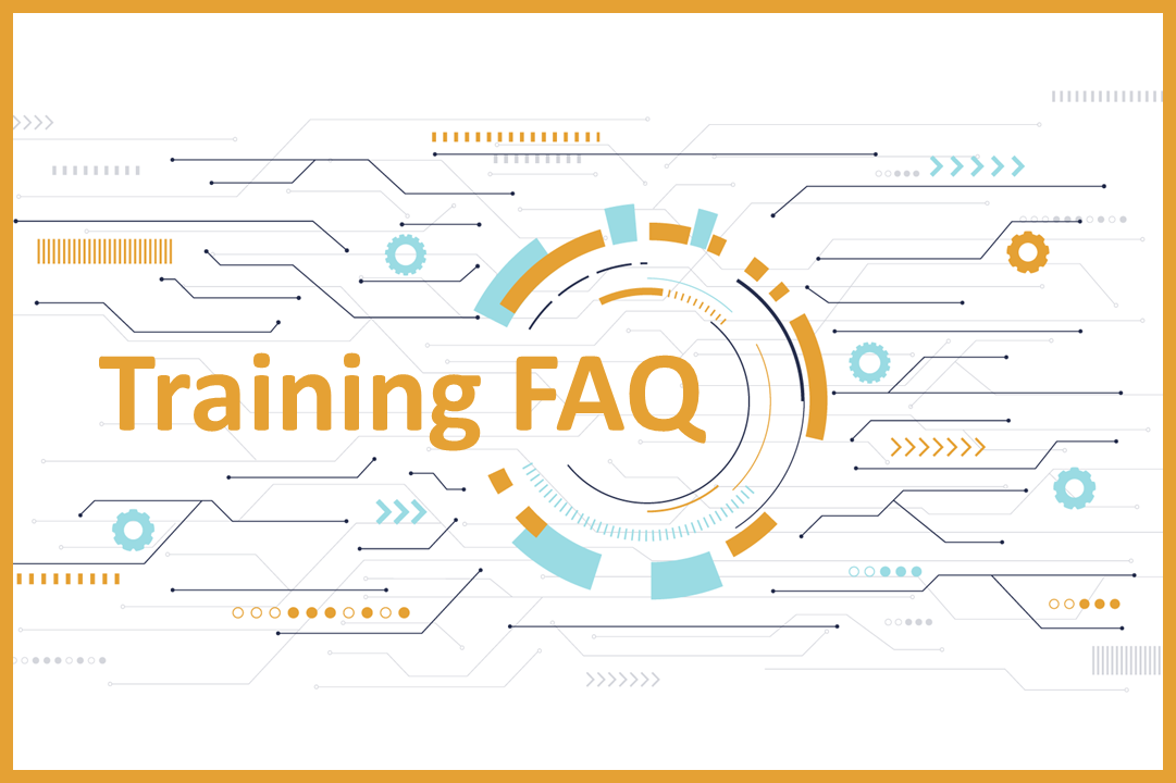 Training FAQ Blog Cover