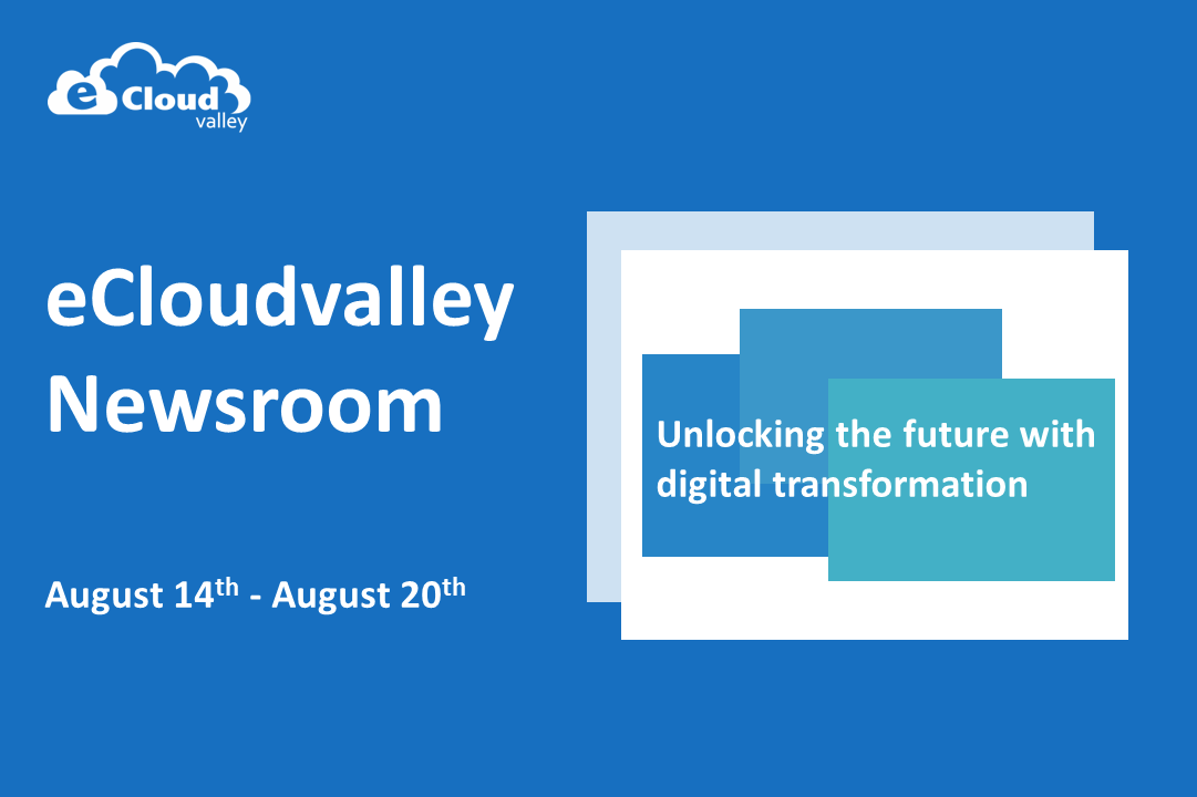 eCloudvalley Newsroom – Unlocking the future with digital transformation (0814-0820)