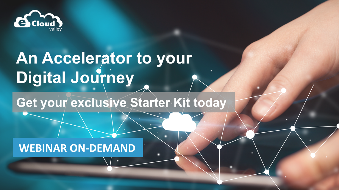 On-Demand: An Accelerator To Your Digital Journey – SMB Starter Pack