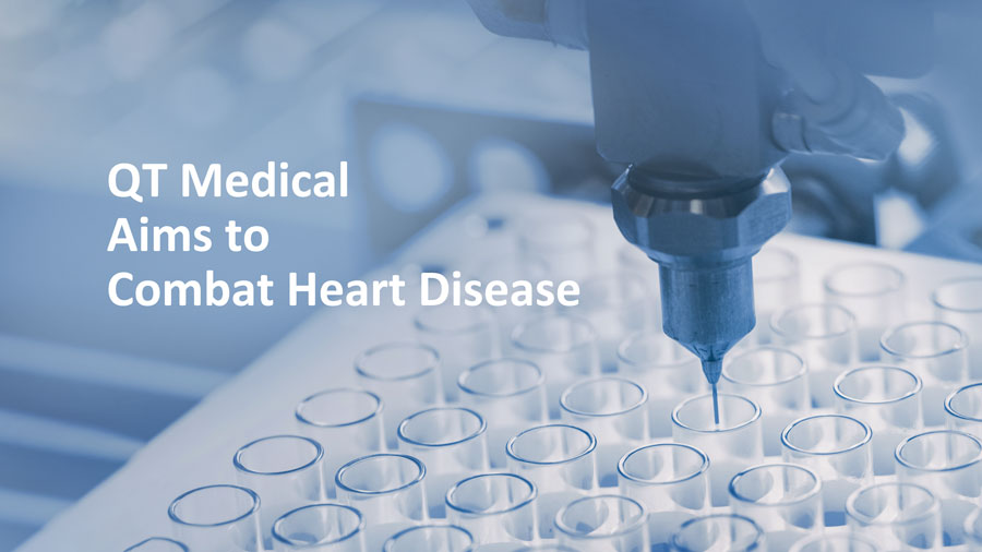 QT Medical Aims to Combat Heart Disease Globally Using SAP Business One on AWS