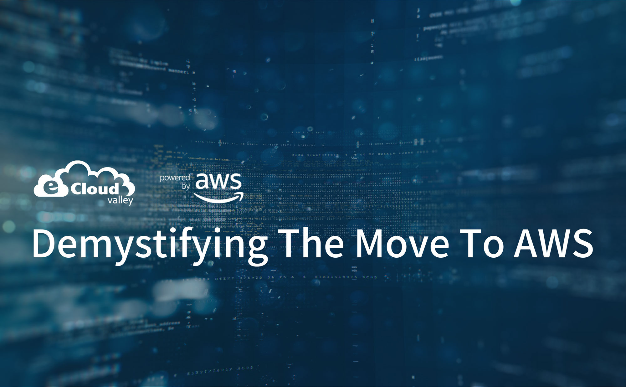 ON-DEMAND: Demystifying The Move To AWS