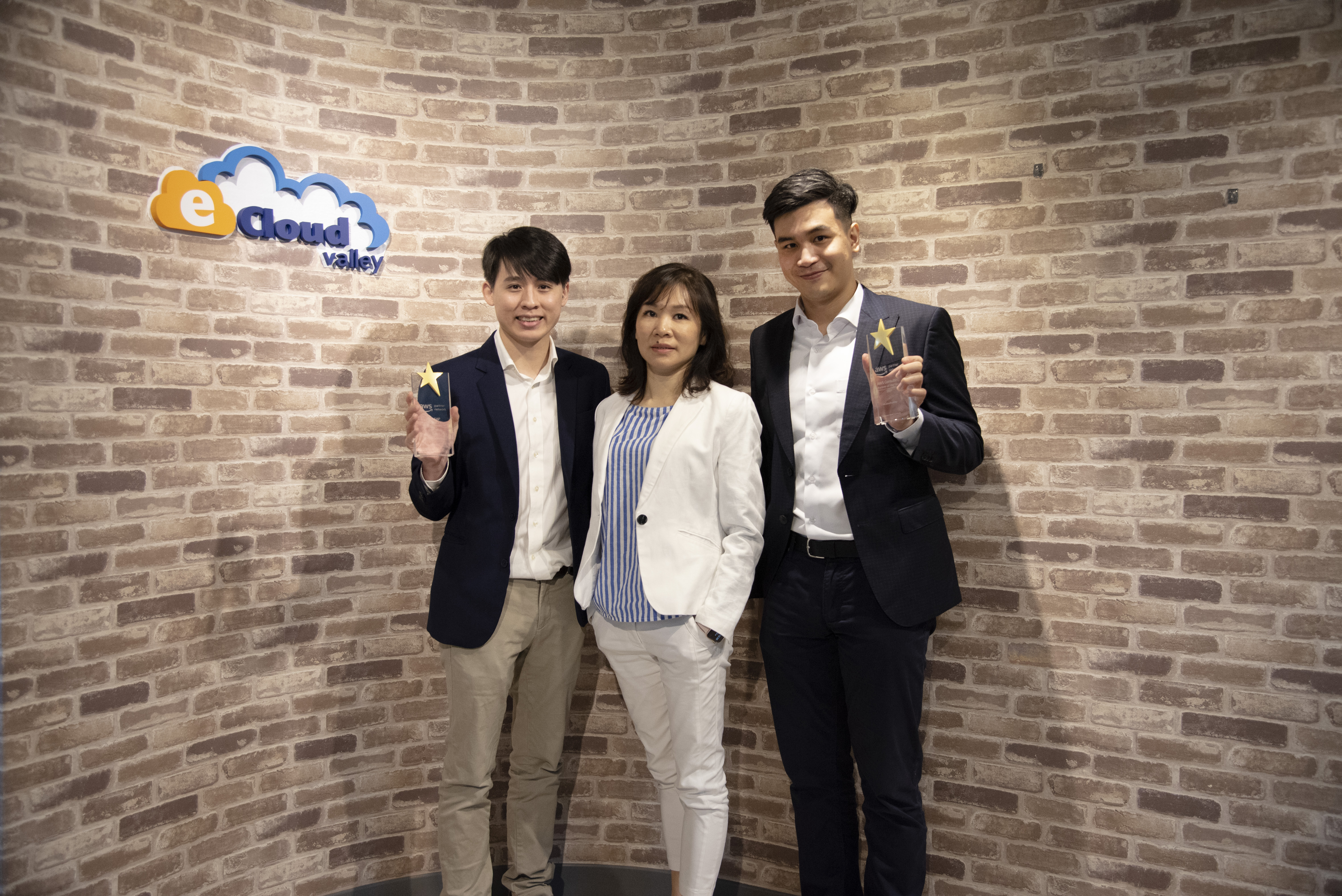 eCloudvalley is Recognized with Two of AWS Partner Awards 2021 in Taiwan